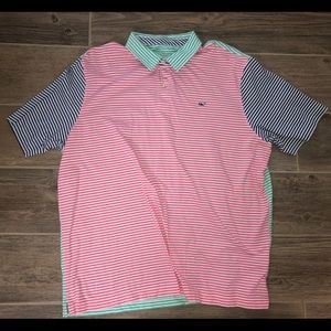 Men's VINEYARD VINES Polo Shirt XXL
